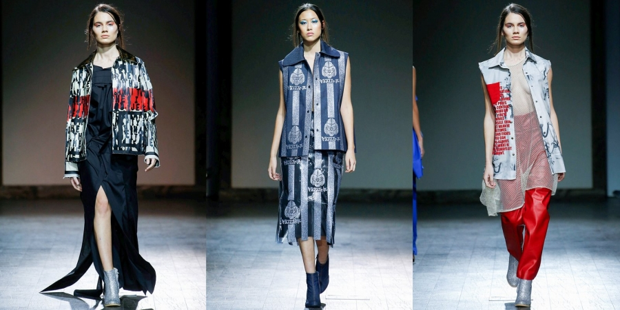 FASHION WEEK TBILISI: AVTANDIL PUTS A POST-SOVIET SPIN ON SPRING 2016 TRENDS