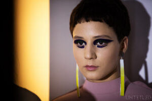 BACKSTAGE BEAUTY AT MERCEDES-BENZ FASHION WEEK TBILISI