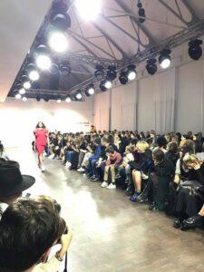 催しもの満載の超夜型ファッション・ウイーク
