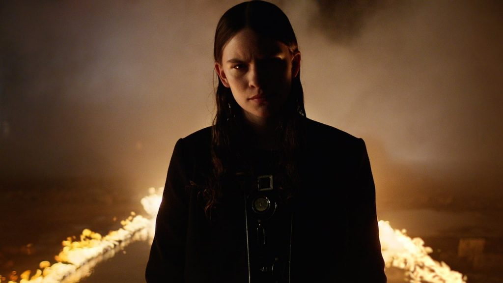 CATCHING UP WITH ELIOT SUMNER AT MERCEDES BENZ FASHION WEEK