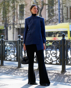 STREETSTYLE AT MERCEDES-BENZ FASHION WEEK TBILISI – VOGUE.RU