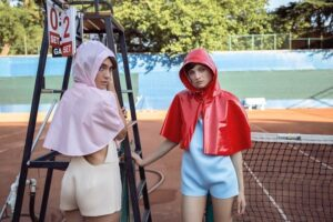 FASHION HOODS BY GEORGIAN LABEL MUZARADI – VOGUE