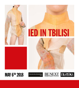 FASHION BREAKFAST WITH IED AND SARA SOZZANI MAINO IN TBILISI