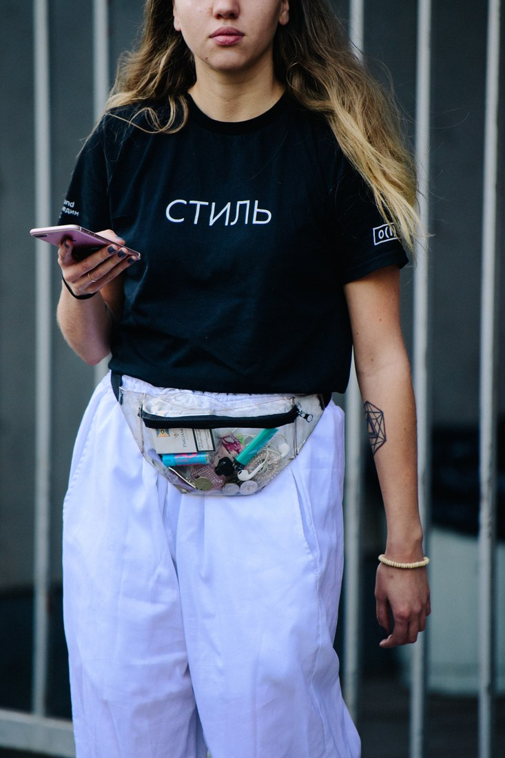 TBILISI STREET STYLE PROVES THAT '90S LOOKS ARE HERE TO STAY