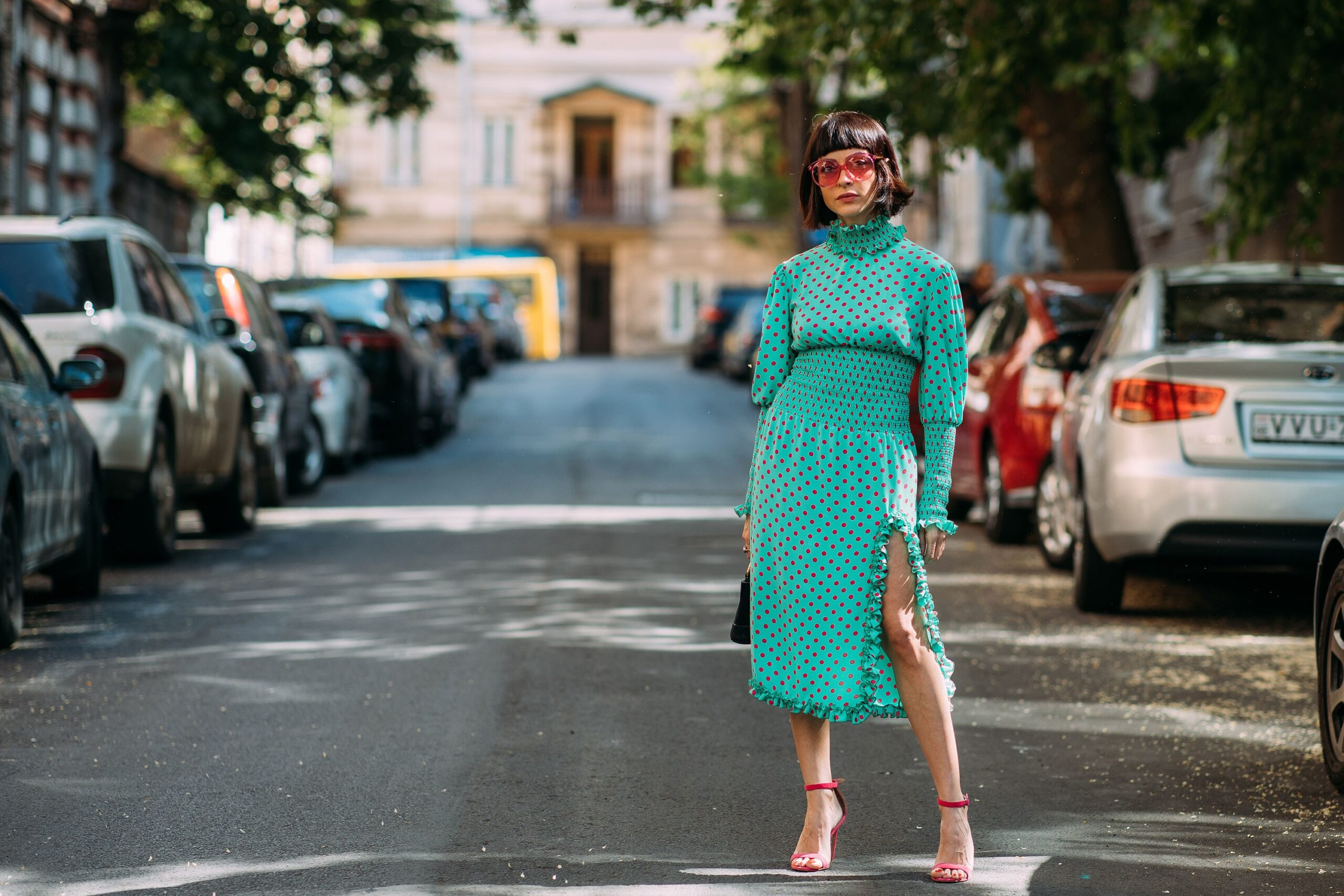 THE BEST STREET STYLE FROM TBILISI FASHION WEEK FALL '18