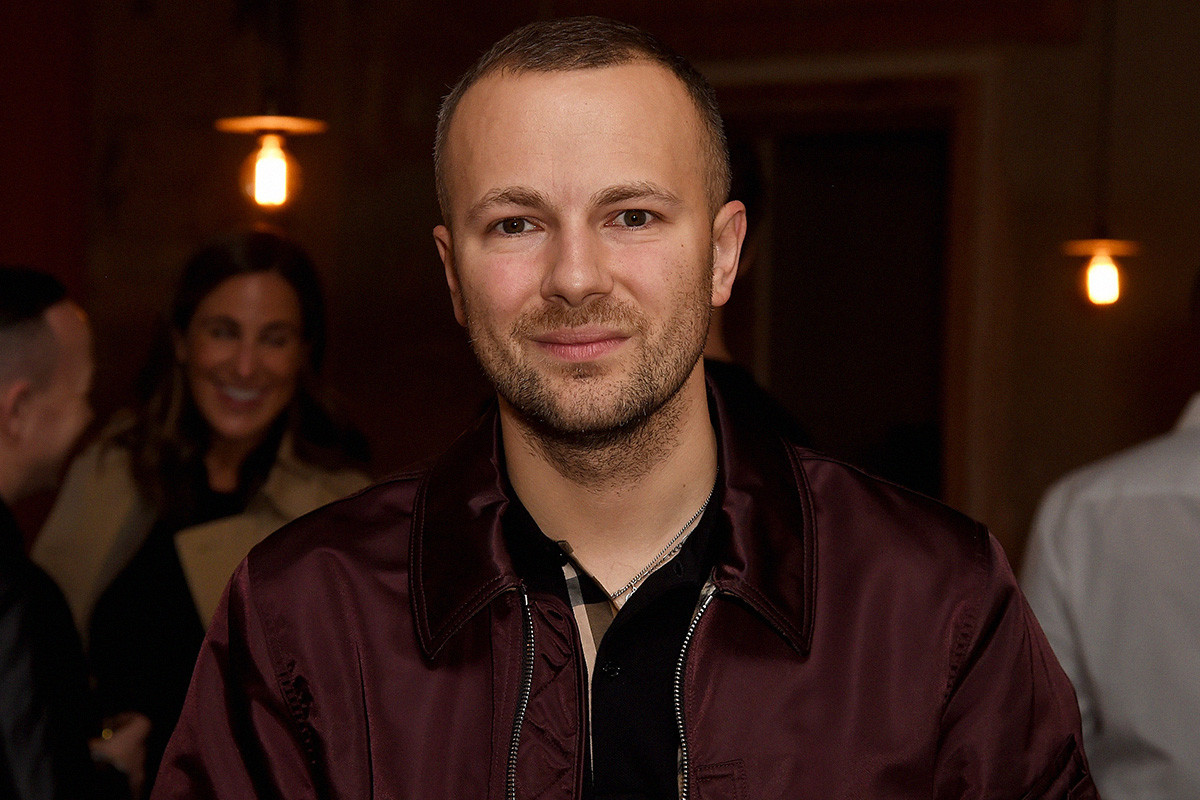 GOSHA RUBCHINSKIY DISCUSSES THE END OF HIS BRAND & INFAMOUS KANYE WEST TATTOO DESIGN