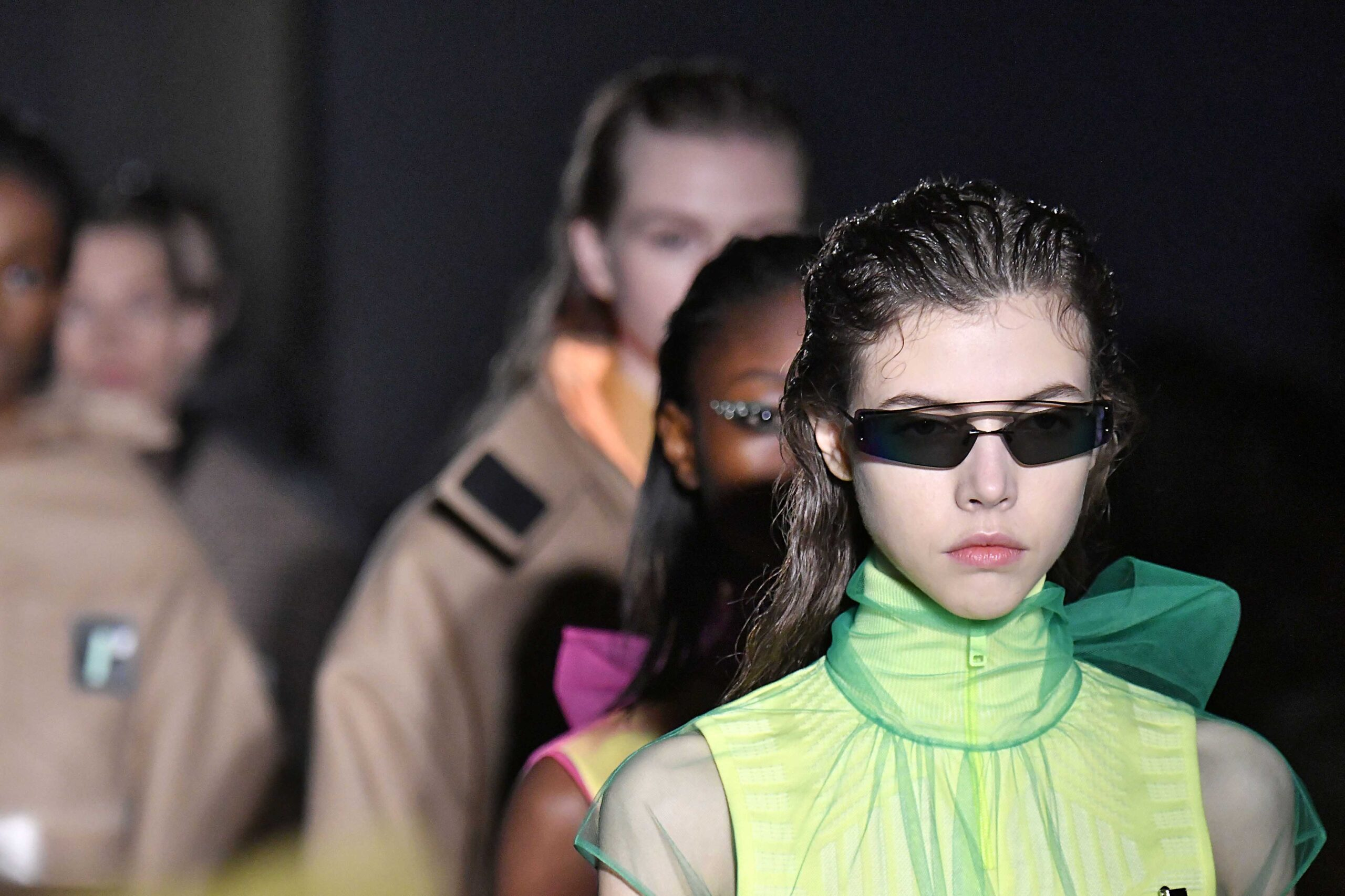 CRAVING COMMUNITY AND NEON, FASHION DESIGNERS LOOK TO RAVE