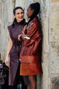トビリシ・ファッションウィークで見つけた大人のベーシック術。【ジョージア スナップ】