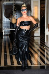 LADY GAGA'S LATEST LOOK IS A POWERFUL WIN FOR GEORGIAN DESIGNERS