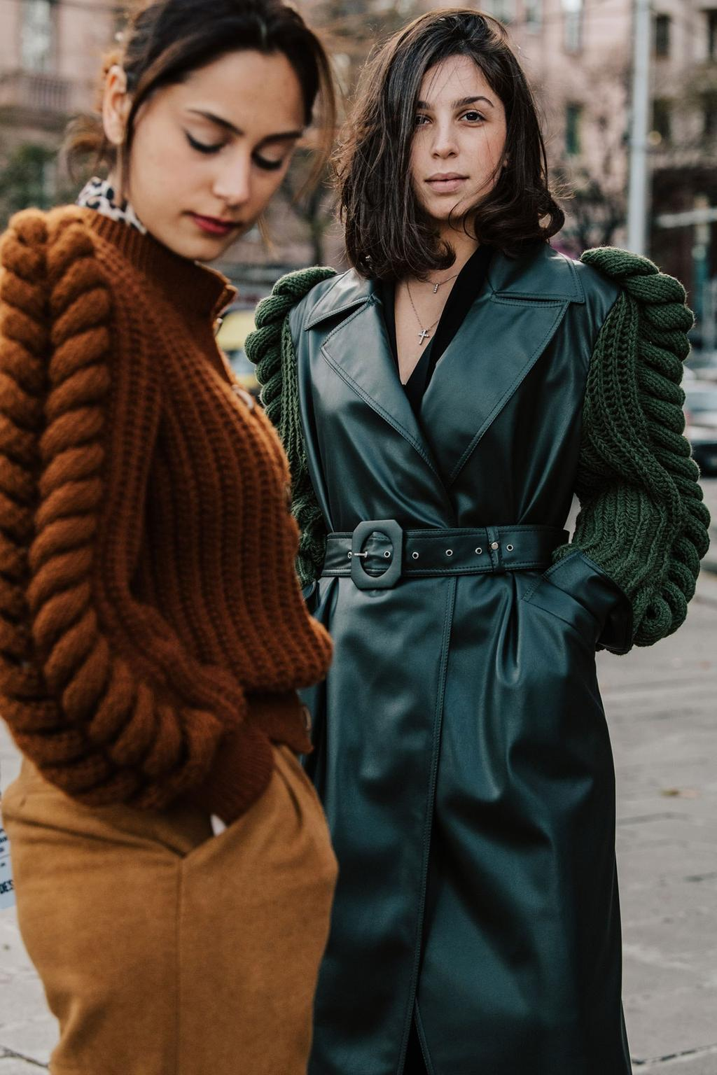 THE BEST STREET STYLE FROM TBILISI FASHION WEEK SPRING/SUMMER 2020