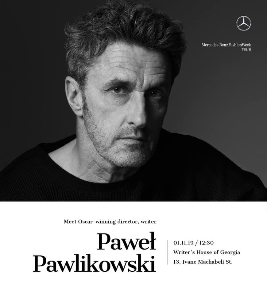 TALK WITH PAWEL PAWLIKOWSKI