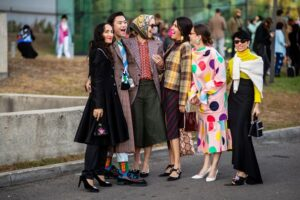 THE VERY BEST STREET STYLE FROM TBILISI FASHION WEEK