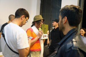 ADAM KATZ SINDING LIMITED EDITION BOOK LAUNCHING AND SIGNING