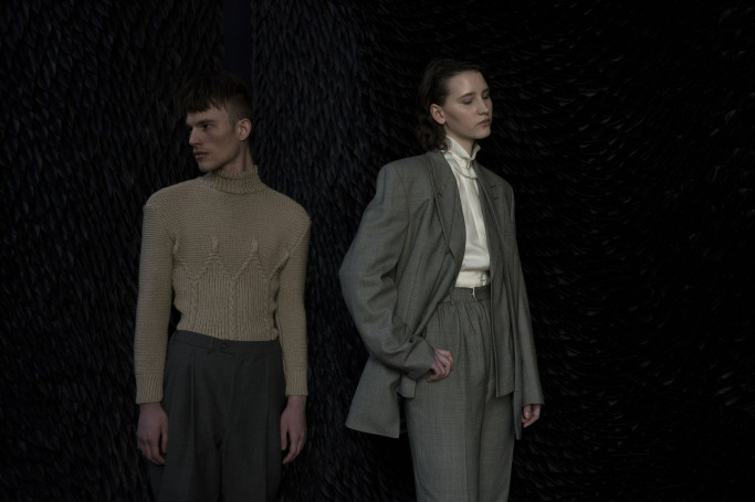 SITUATIONIST READY-TO-WEAR FALL 2018. PARIS FASHION WEEK (OVERVIEW)
