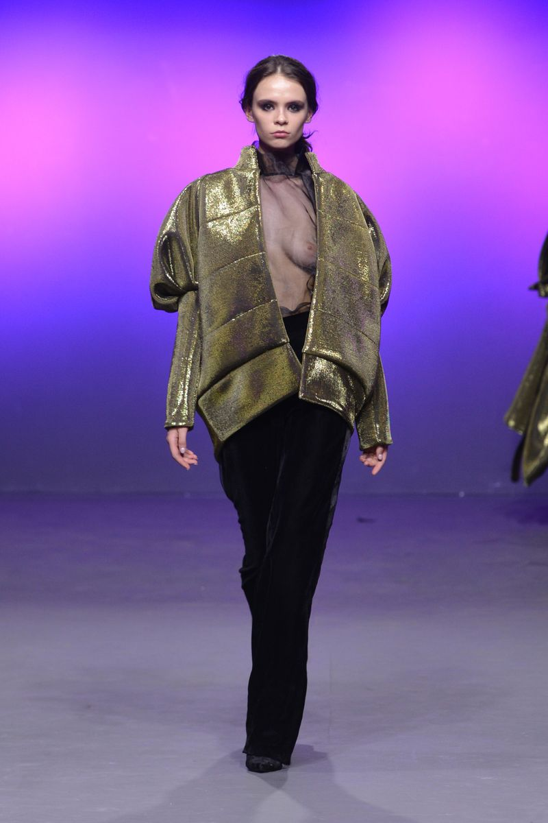 SALOME READY TO WEAR FALL WINTER 2018 TBILISI
