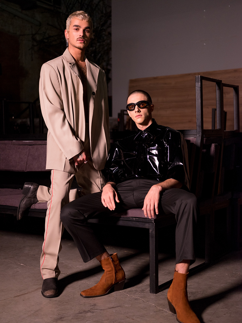 BESSARION – SS20 BACKSTAGE!